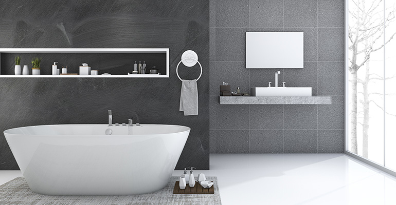 Ideas for a More Modern Looking Bathroom | Bathroom Renovations Brisbane | Complete Bathroom Renovations QLD