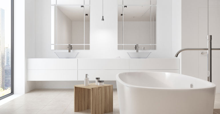 Tips on Painting Your Bathroom | Bathroom Renovations Brisbane | Complete Bathroom Renovations QLD
